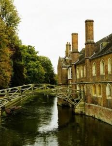 英国游记之二:泛舟康河看剑桥