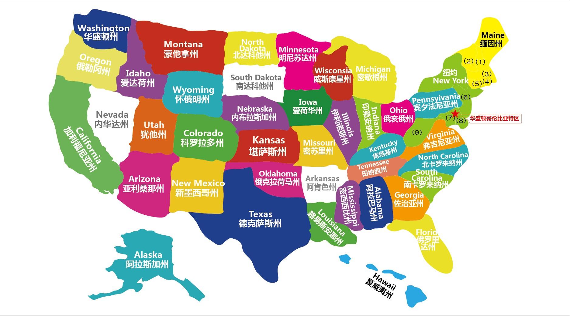 美国迈阿密地图_美国迈阿密旅游地图高清版 - 中青旅