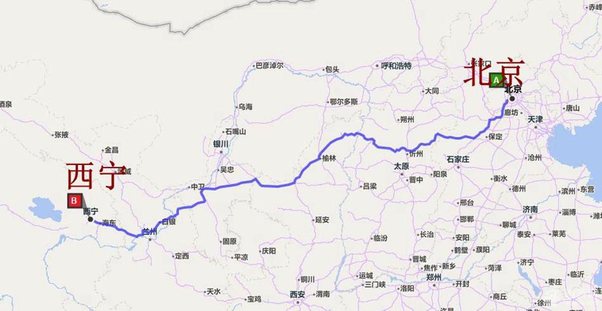 西宁——青海省省会,青藏高原的东方门户,也是最大的,现代化的