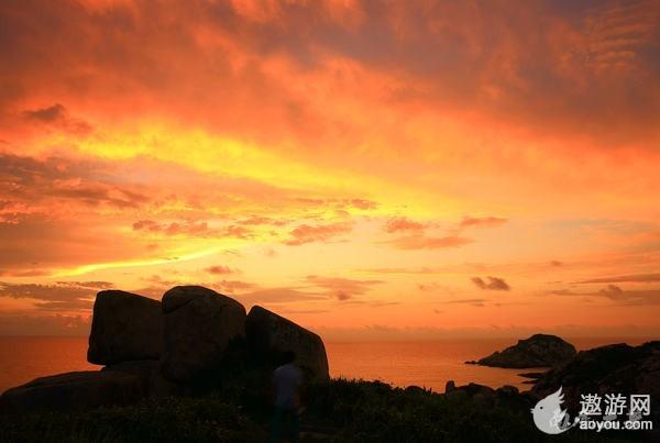 选一个周末,让土著带你玩嗨南麂岛最后的夏天