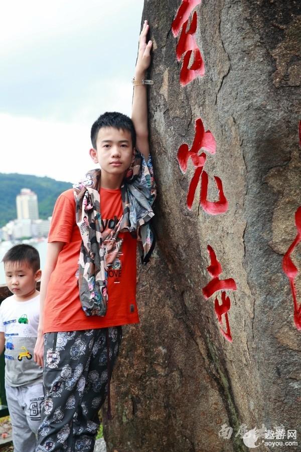 一次即将告别童年的暑期台湾旅行