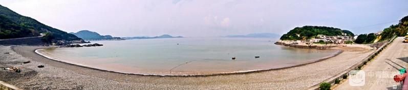 静谧的普陀山海岛