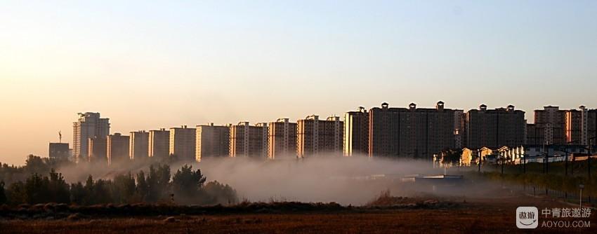 万里长城第一台:镇北台