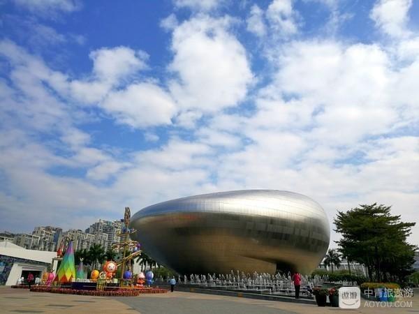 遇见深圳,一座城市一个故事