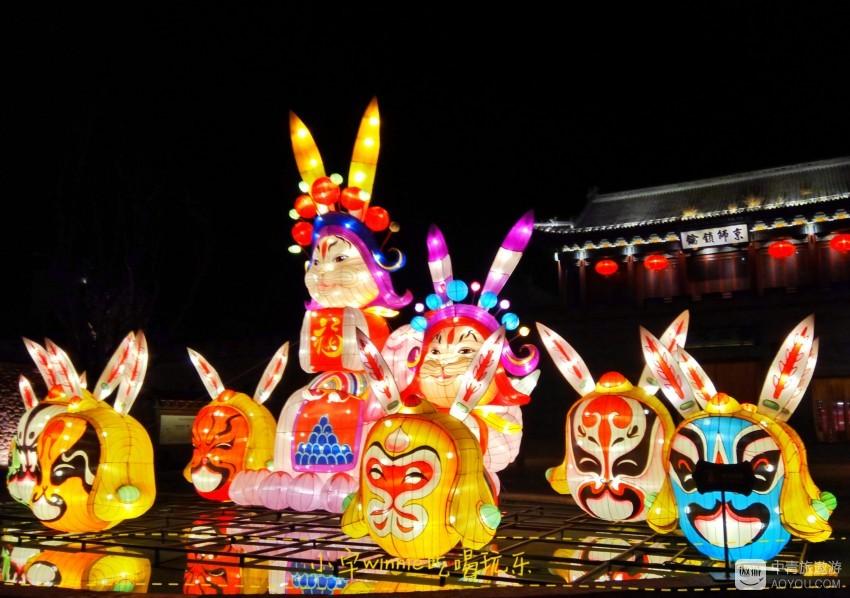 过年去哪儿玩?北京最诚意满满的长城庙会
