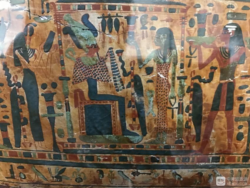 古埃及服饰