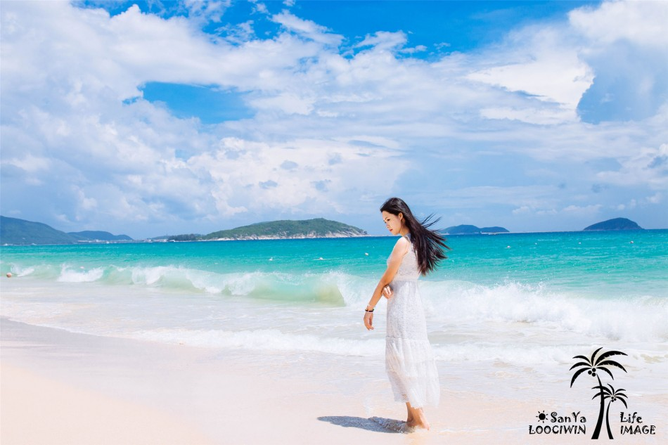 #三亚#听北纬18度的海浪声,我在三亚如沐春风