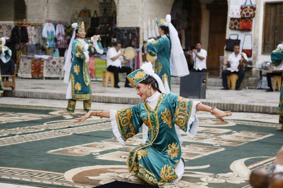 揭开乌兹别克斯坦的神秘面纱