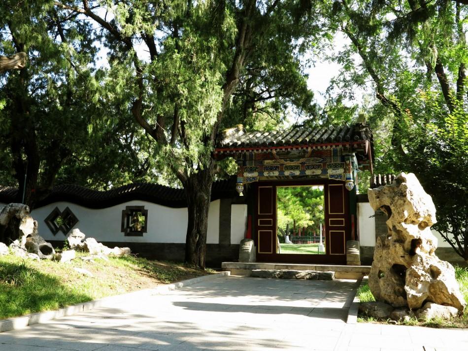 北京中山公园:昔日祭祀社稷,今朝花圃园林