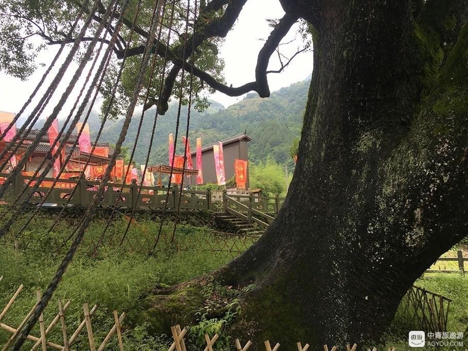 畲乡活化石——大均民俗村 江南畲乡行