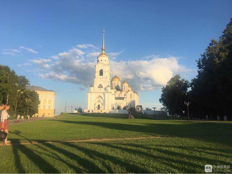 莫斯科的郊外
