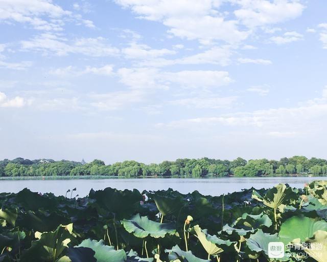 与炎夏分手,初秋让我们乐活杭州