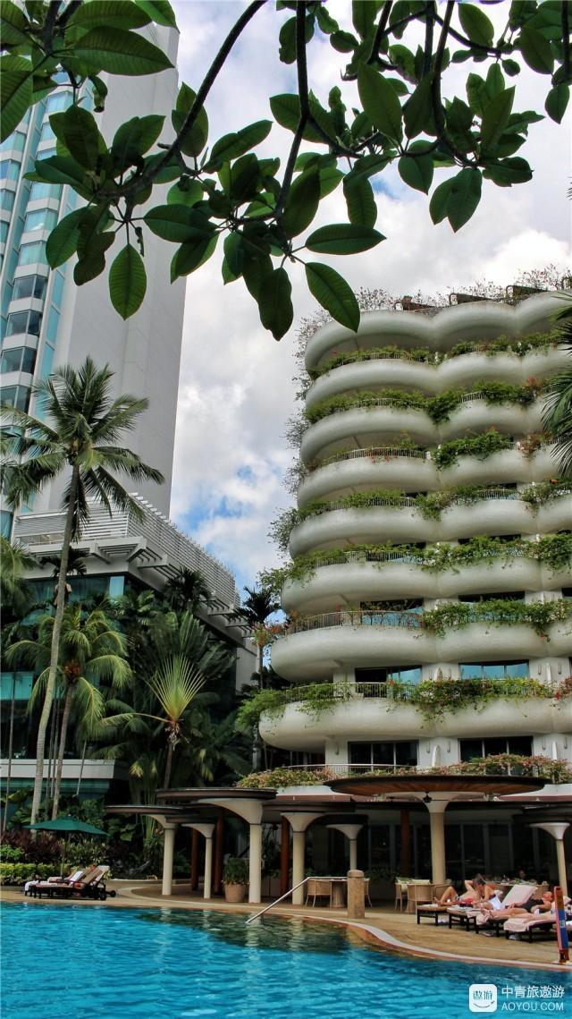 新加坡香格里拉 奇妙花园之旅
