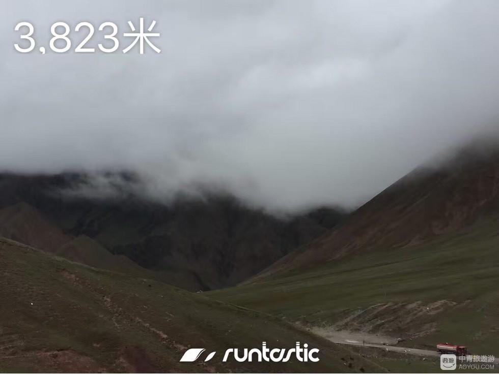 祁连山……七一冰川
