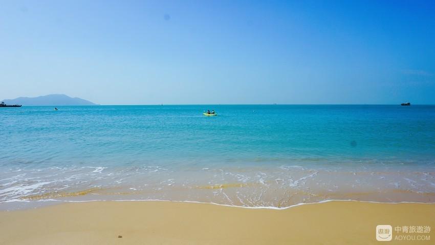 浪不完的东澳岛,阳光沙滩比基尼
