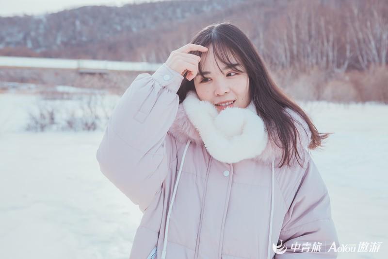 圆一场踩雪梦,丰宁坝上梦幻雪乡的声音送给