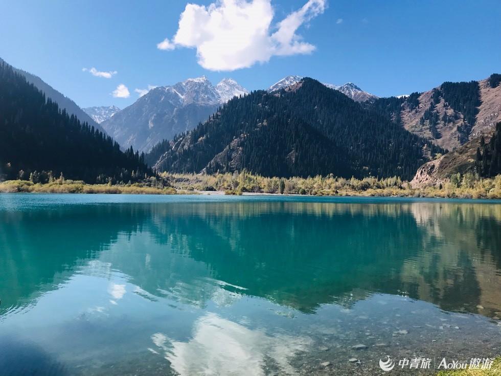 #跟着领队去旅行#哈萨克斯坦共和国 伊瑟