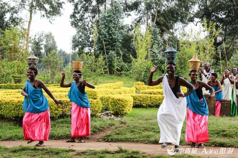 卢旺达火山公园
