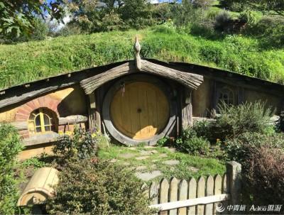 神奇新西兰—霍比特人村