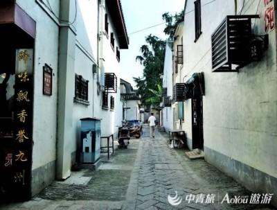 苏州吴江,一个有着许多似曾相识的地方