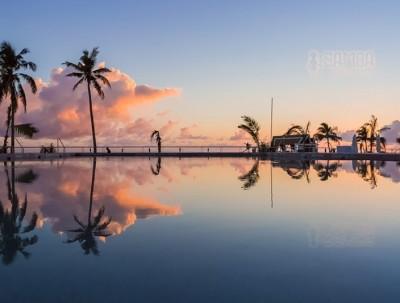 走进上帝的后花园——到南太平洋上迎接世界的第一缕朝阳