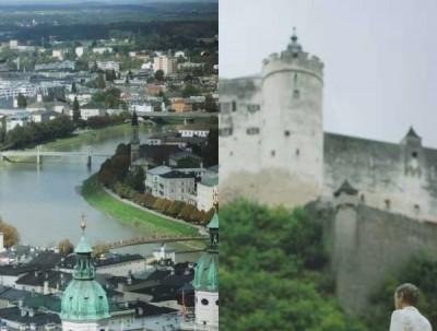 奥地利|我愿是你萨尔茨堡的盐树枝啊
