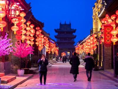 新年漫游平遥古城,触摸有温度有情怀的人文历史