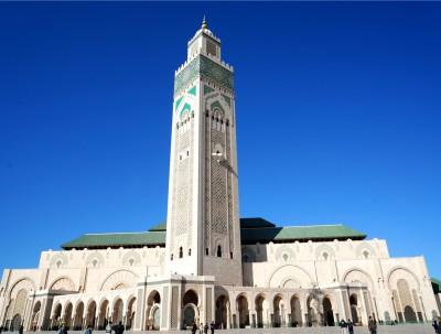 名列第三,濒临大海,时尚现代的清真寺