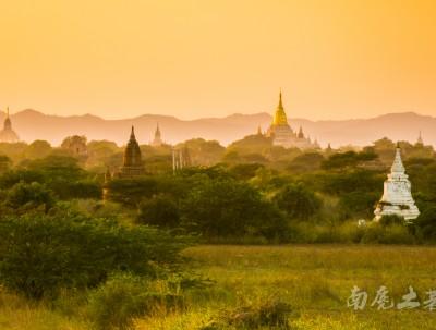 穿越缅甸万塔之城,佛系青年首选的旅行