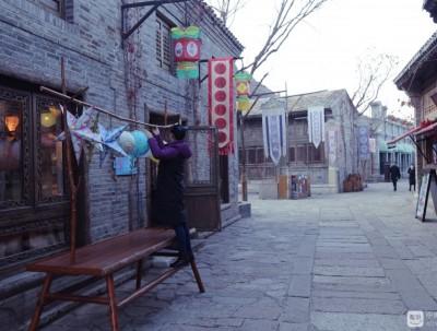 避世古北水镇 在长城脚下感悟中国智慧