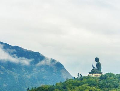 360大屿山文化探索之旅,去香港昂坪享受大自然带来的乐趣