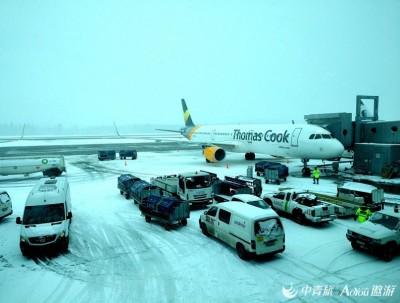赫尔辛基,繁忙的航空枢纽