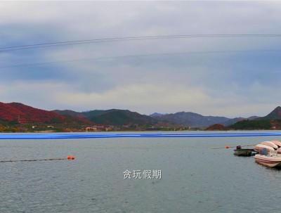 没去过金海湖,你怎能说见过北京的秋天