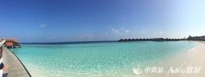 与天堂擦肩而过 马尔代夫卡戴帕茹岛Grand Park Kodhipparu