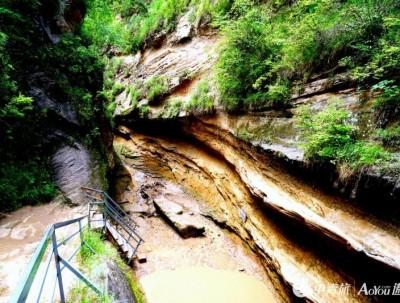 陕西省自由行 一:甘泉县雨岔大峡谷