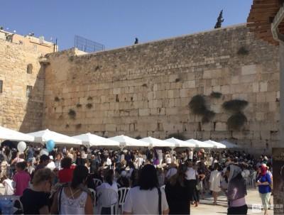 以色列旅行:耶路撒冷---哭墙