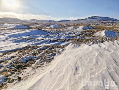 锡林郭勒镶黄旗 零下20度的温情草原