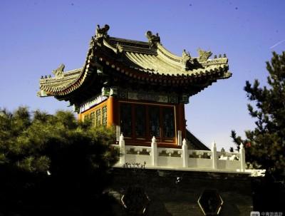 冬日漫游北京昌平艺麓园