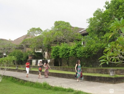 巴厘岛游记之三:发呆亭中的感悟