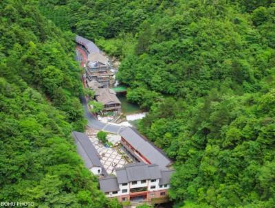 杭州周边小众游:自驾临安48小时,静享龙门秘境避暑胜地