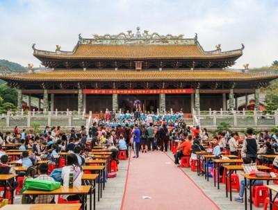 岭南最大的孔庙,位于广西南宁,光迁建就用了三年多!