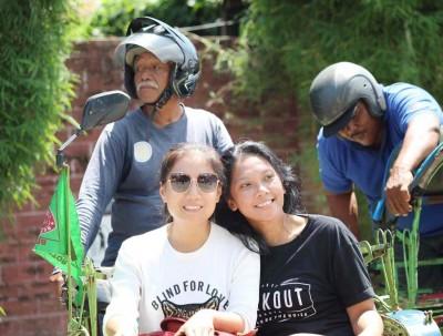 13天精彩印尼之日惹体验街头文化,寻访婆罗浮屠(三)