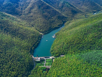 游在天目湖的两日里,竹海温泉&三黑三白