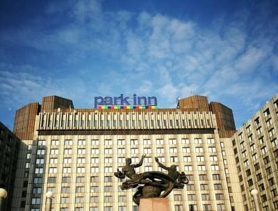 奢华的俄罗斯圣皮得堡冬宫