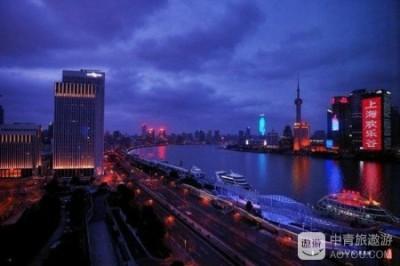 上海,从来没如此安静过(三,除夕夜的上海)