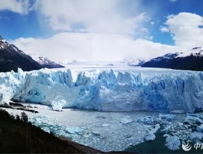 阿根廷莫雷诺冰川