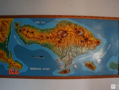 巴厘岛游记之一:绿色长久的巴厘岛