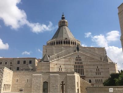 以色列之旅:拿撒勒---以色列最大的阿拉伯城市