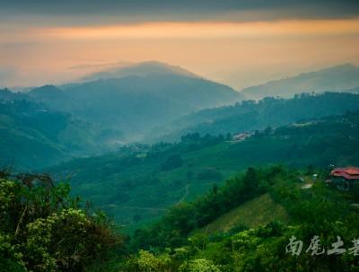 """美斯乐被称为泰国的""""云南村"""",风景堪比元阳梯田"""