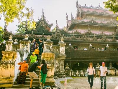 因为坚持要脱鞋,蒲甘王朝被灭亡,缅甸国家被沦陷